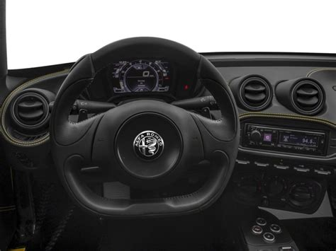 Alfa Romeo 4c Msrp by New 2018 Alfa Romeo 4c Coupe Msrp Prices Nadaguides