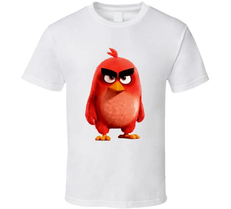Tshirt Angry Brids 2 angry birds bird t shirt