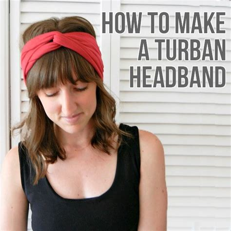 tutorial make turban 109 best images about hair accessories on pinterest