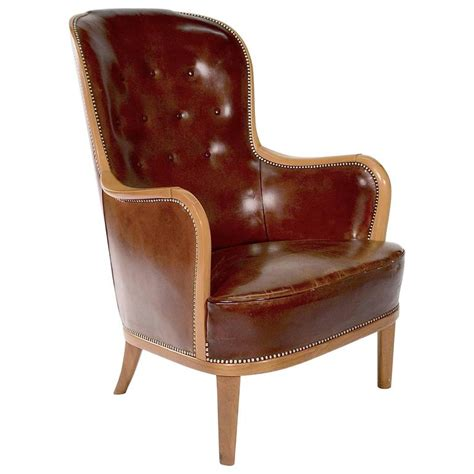 Armchair Lawyer by Lawyer Library Chair By Carl Malmsten At 1stdibs