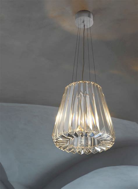 Indirect Light Glass Pendant Lamp Glitters Design Lighting Indirect Pendant Lighting