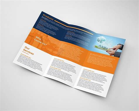 real estate tri fold brochure template real estate tri fold brochure template on vectogravic design
