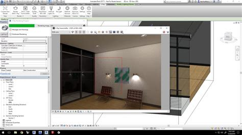 tutorial vray revit working with ies lights in vray for revit cg tutorial