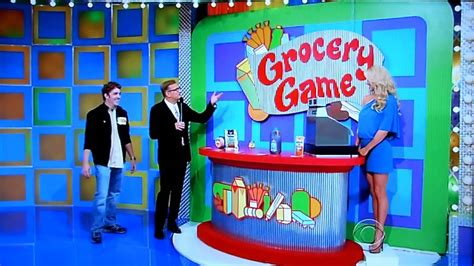The Price the price is right grocery 11 27 2013