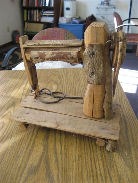 Handmade Sewing Machine - 17 best images about antique sewing machines on