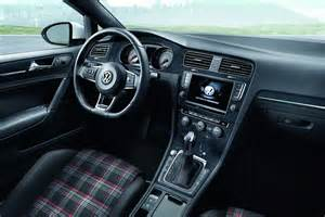 Mk7 Gti Interior 2013 Mk7 Vw Golf Gti Interior 1 Forcegt Com