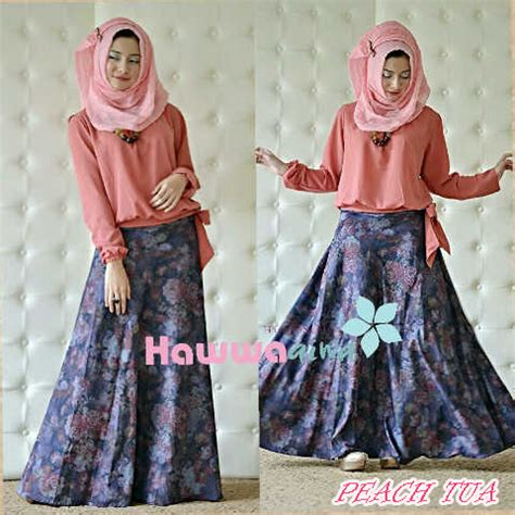 Gamis Zara Zara Tua Baju Muslim Gamis Modern