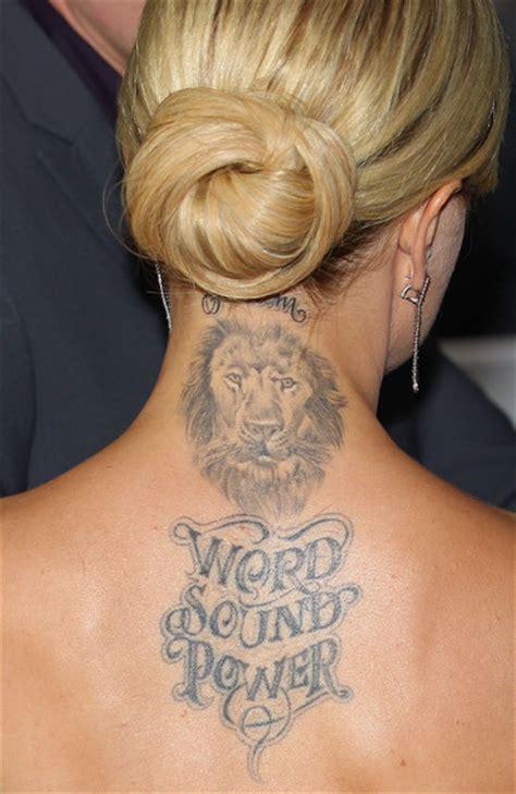 animal tattoo artists sydney mena suvari animal tattoo tattoos lookbook stylebistro