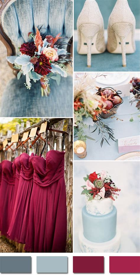 top 5 fall wedding colors for september brides wedding colors wedding fall wedding colors