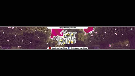 27 Images Of Youtube Banner Template 2560 X 1440 Leseriail Com Banner Template 2560x1440