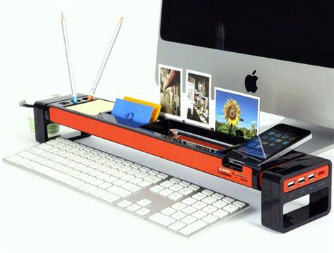 30 Useful And Cool Office Gadgets You Must Have Coolest Office Desk