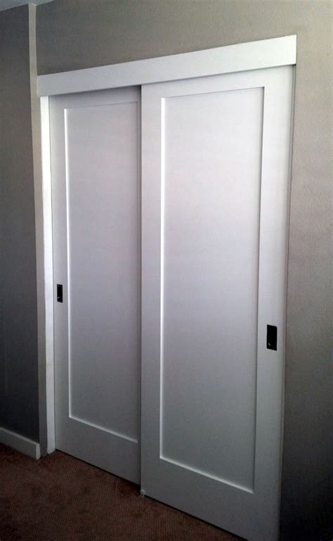 Closet With Doors Best 25 Closet Doors Ideas On Pinterest Bedroom Closet Doors Bedroom Closet Doors Sliding