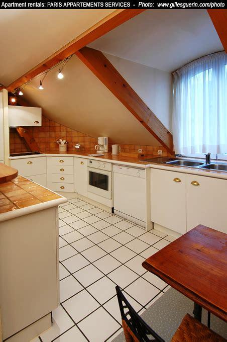 cuisine mansard馥 photo appartement ap8 cuisine mansarde