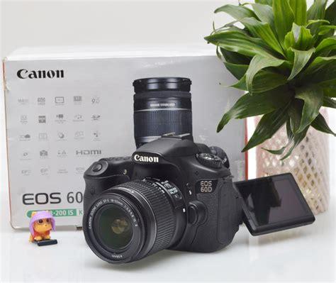 Kamera Canon Bekas Di jual kamera dslr canon eos 60d bekas jual beli laptop bekas kamera bekas di malang service