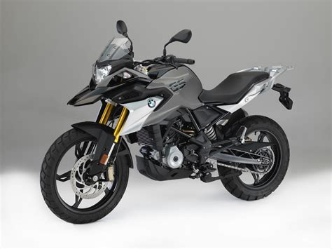 2017 bmw g 310 gs look 7 fast facts