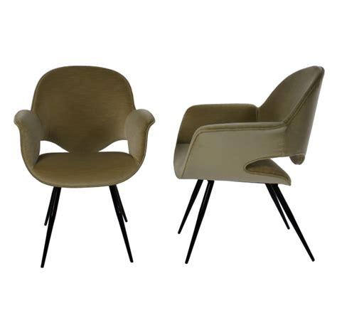 stylish armchairs pair of stylish italian armchairs