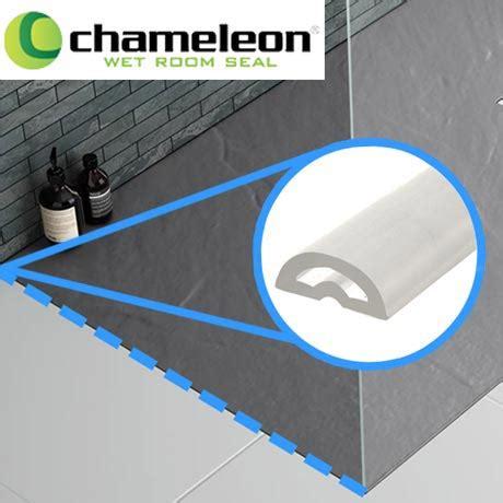 wet seal bathroom chameleon universal wet room floor seal at victorian plumbing co uk