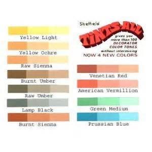 tints all universal tinting colorant 12 color assortment