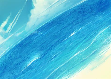 anime on beach anime background beach by 017m on deviantart