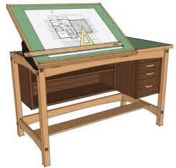 Drafting Table Plans Drafting Table