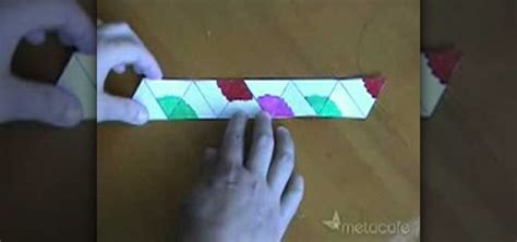 How To Make Paper Toys - how to make a hexagon paper 171 papercraft wonderhowto