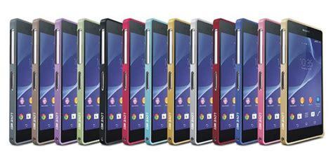 Mei Bumper Sony Xperia Z2 Metal Lovemei Spigen Ringke mei 0 7mm thin aluminum metal bumper till sony xperia