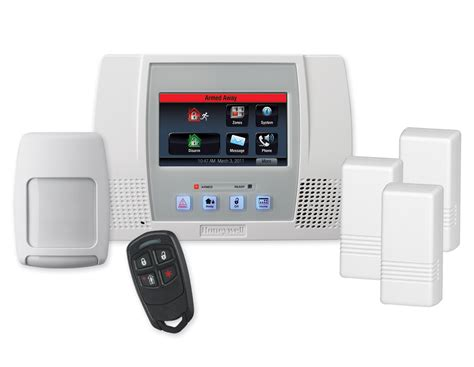 home touch security alarms security alarms honeywell