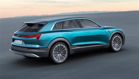 Audi plans more electric cars after e tron SUV