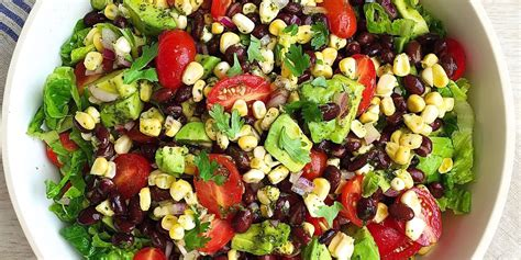 salad ideas recipes food salad recipes best southwestern chopped salad recipe how to make