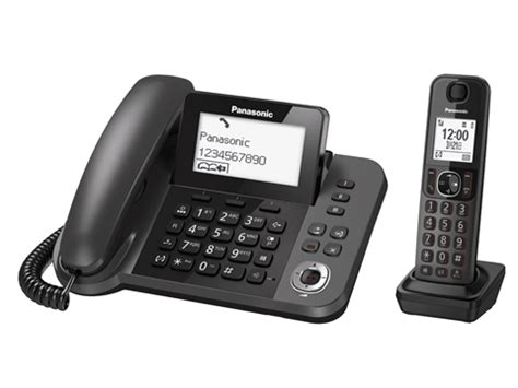 Hk 8 898 Black kx tgf320hk dect phone