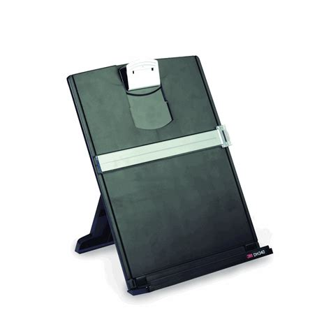 desk document holder stand 3m desktop document holder mmmdh340mb electronics