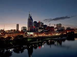 Nashville Tennessee Skyline Nashville Tennessee