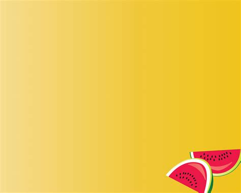 Watermelon Foods Ppt Background For Powerpoint Templates Food Background For Powerpoint