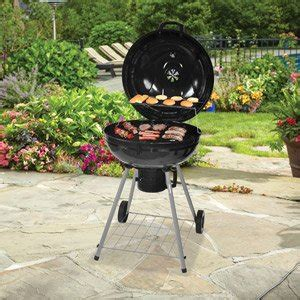backyard grill 22 inch charcoal grill amazon com backyard 22 5 inch kettle charcoal grill