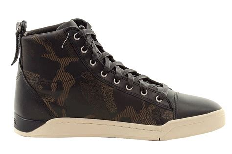 s diesel sneakers diesel s fashion high top leather sneakers