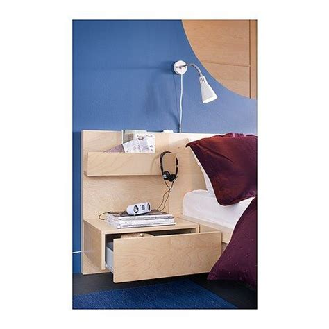 Floating Nightstand Ikea by Malm Floating Nightstand Woodworking Projects Plans