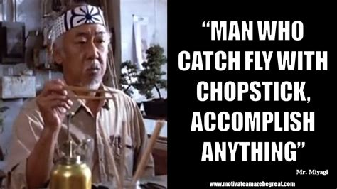 Mr Miyagi Meme - karate kid quotes www pixshark com images galleries