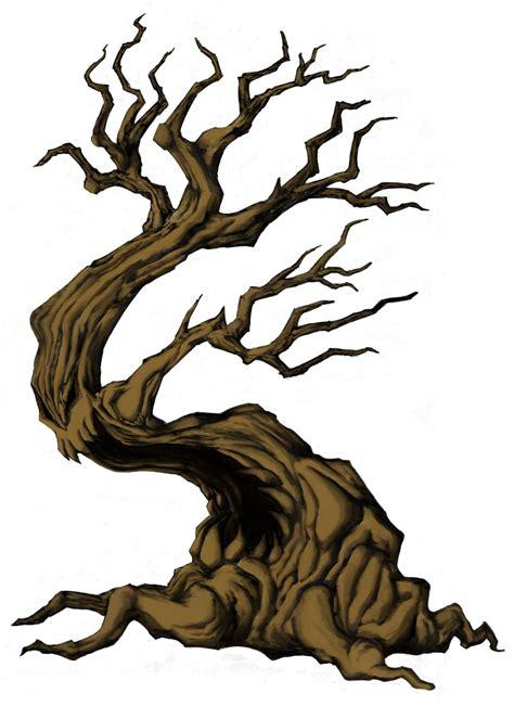 scary tree tattoo designs creepy tree scary tree drawing untitled creepy