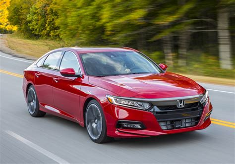 2019 Honda Sports Car by 2018 Honda Accord Sport 1 5t A Family Friendly