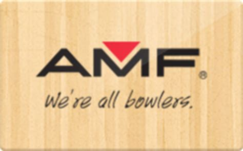 Amf Bowling Gift Card - buy amf bowling centers gift cards raise