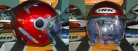 Helm Ink Enzo Visor Helm Ink Turisbikersshop