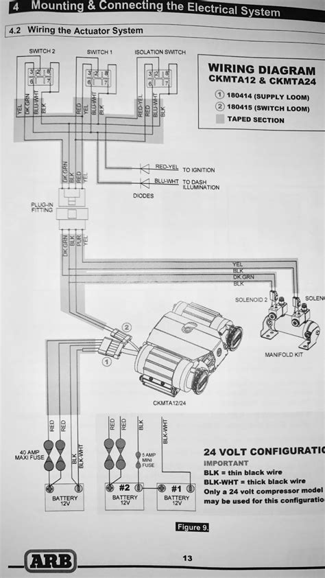 arb compressor wiring diagram 34 wiring diagram