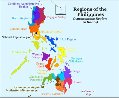 regions on a map cultural geography geocurrents