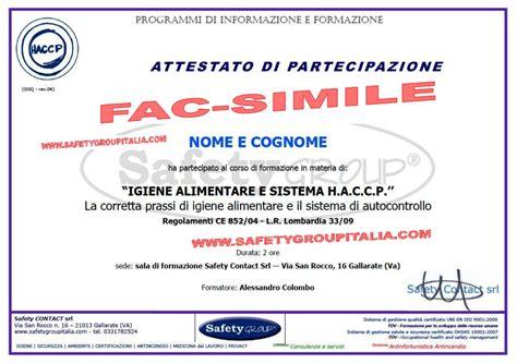 corso di igiene alimentare safety corso haccp igiene alimentare programma