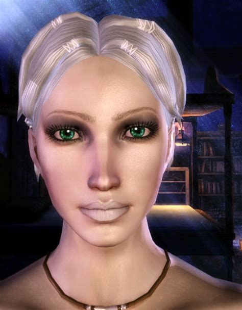 dragon age more hairstyles and vibrant colors pineappletree s vibrant eye colors at dragon age mods