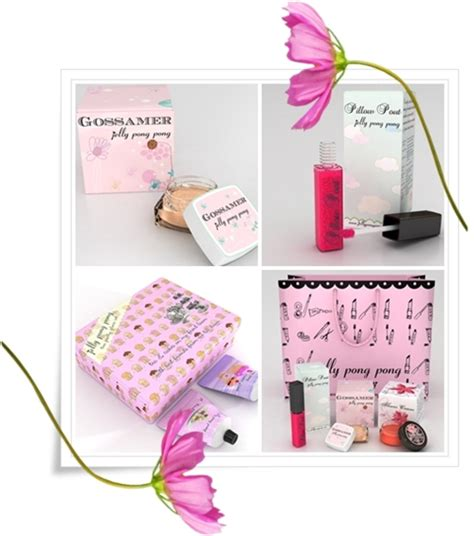 sring kits 2011 from celebrating home in bath pa 18014 jelly pong pong gossamer flower cream tea party gloss