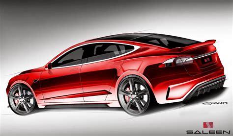 Top Speed Of Tesla Model S 2014 Saleen Tesla Model S Foursixteen Review Top Speed