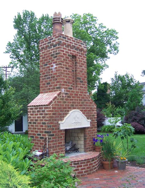 does outdoor chimney need cap the at fireplacemall