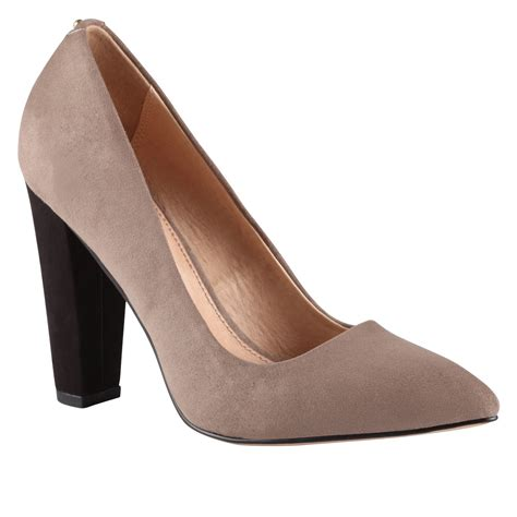 slippers aldo aldo butimba court shoes in brown taupe lyst