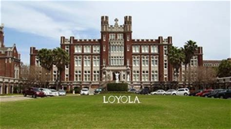 Loyola Mba Program New Orleans by Loyola New Orleans